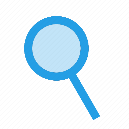 circle, find, interface, magnify, search, ui, zoom icon