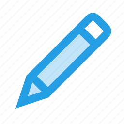 erase, interface, pen, pencil, tool, ui icon