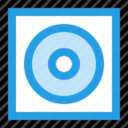 board, circle, illusion, interface, screen, square, ui icon