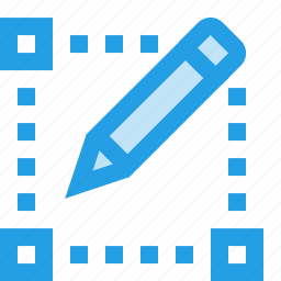 draw, interface, menu, pencil, select, tool, ui icon