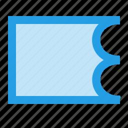 brush, interface, scallop, tool, ui icon