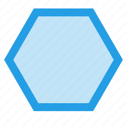 outline, polygon, polygontool, shape, tool icon