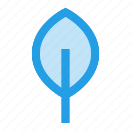 environment, interface, outline, stroke, tree icon
