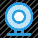 camera, interface, ui, videocall, web, webcam icon