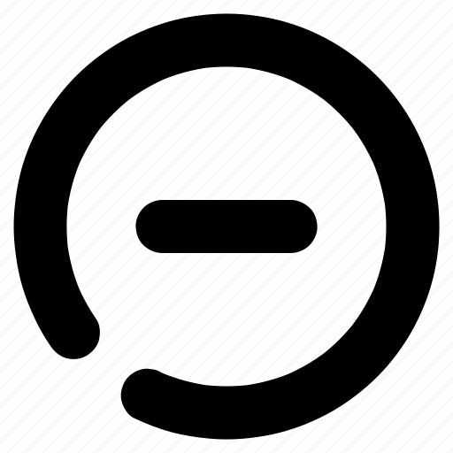 Cancel, decrease, delete, minus, remove icon - Download on Iconfinder
