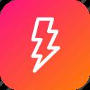 electricity, thunder, charge, bolt, energy