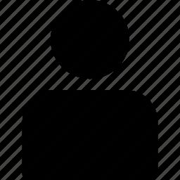 avatar, businessman, employee, man, person, user icon
