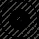 shape, disc, design, circle, round