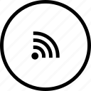 internet, network, signal, ui, wifi, wireless icon