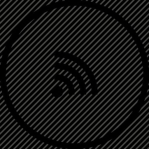 internet, network, signal, ui, wifi, wireless icon