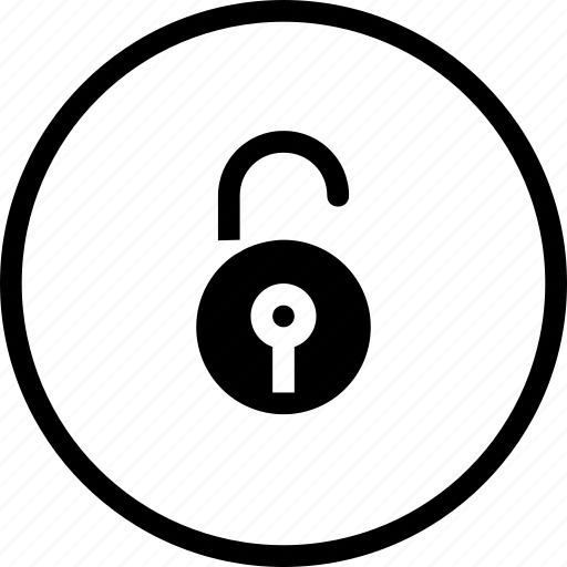 Protect, theft, unlock, unsafe, unsecure icon - Download on Iconfinder