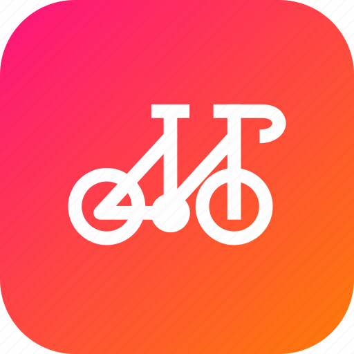 bicycle, cycle, ride, transport, vehicle icon