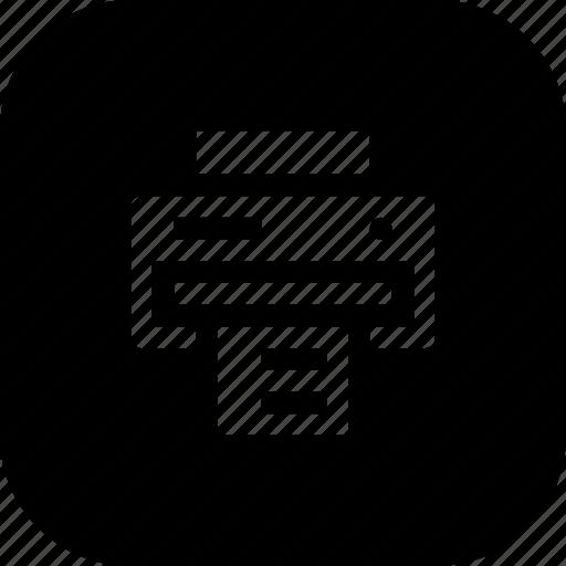copy, ink, interface, paper, print, printer, ui icon