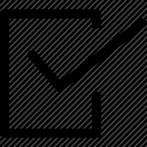 box, protecgt, right, true, trust, verify icon