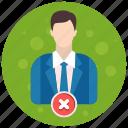 account, admin, administrator, delete, profile, role, user