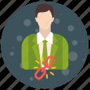 profile, account, admin, administrator, role, user, link