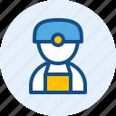 male, persona, profile, user icon