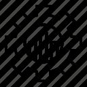 bar, chart, configuration, gear, graph, setting icon