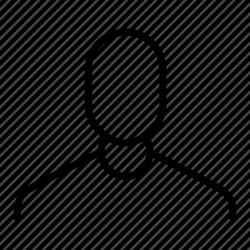 account, avatar, customer, man, person, profie, user icon