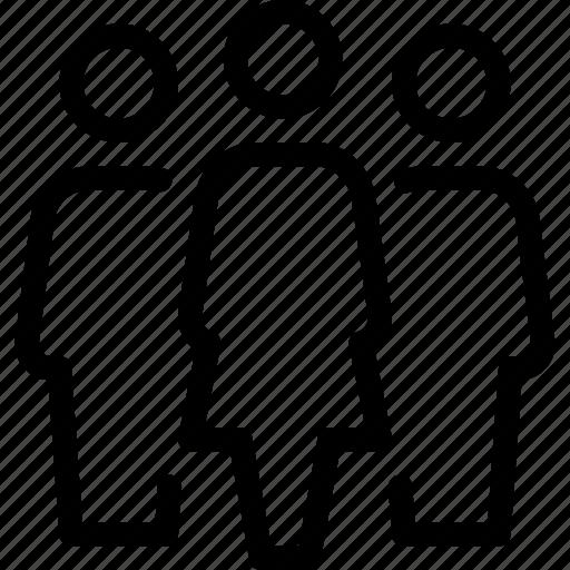 group, human, people, profile, user icon