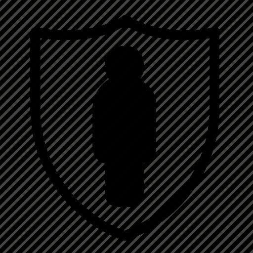 account, profile, security, user icon