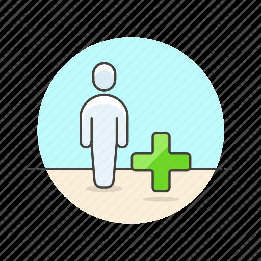 account, add, avatar, person, profile, user icon