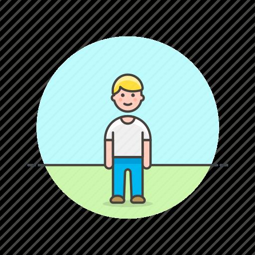 account, avatar, man, person, profile, user icon