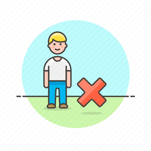 account, avatar, denied, person, profile, remove, user icon