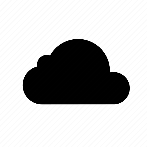 cloud, cloudy, computing, network, storage, upload, weather icon