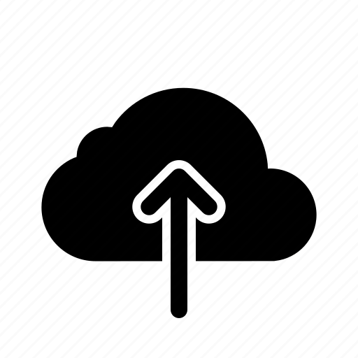 cloud, data, network, server, storage, upload, weather icon