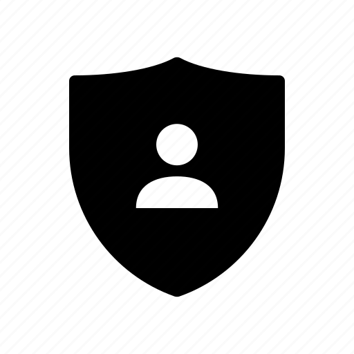 account, password, protection, safety, secure, security, user icon
