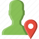 group, location, people, team, user icon