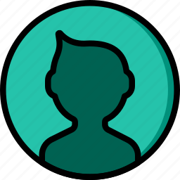 blank, group, people, profile, team, user icon