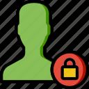 group, lock, people, team, user