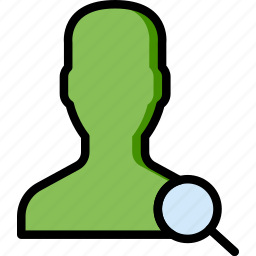 group, people, search, team, user icon