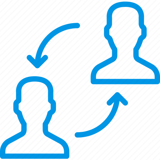 group, people, swap, team, user, users icon