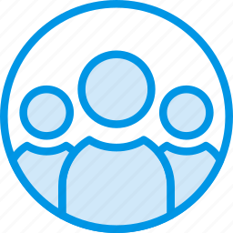 confference, group, people, team, user icon