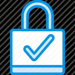 group, lock, people, success, team, user icon