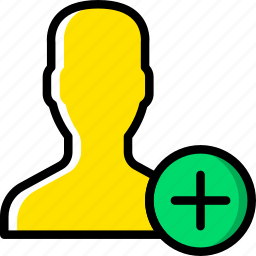 add, group, people, team, user icon