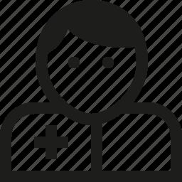 medic, user icon