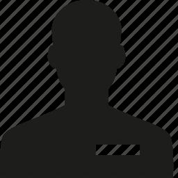 pocket, user icon