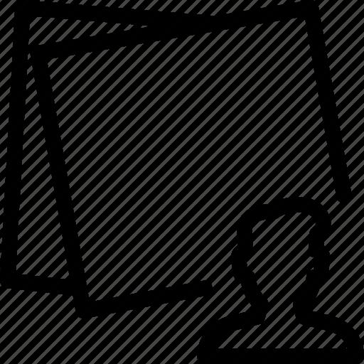 communication, envelope, it, letter, post icon