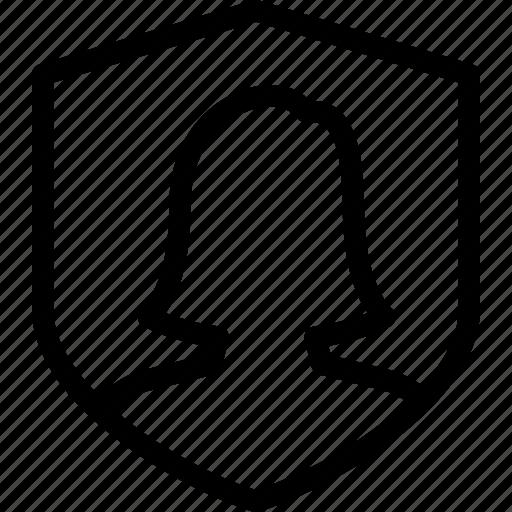 female, person, profile, security, user icon