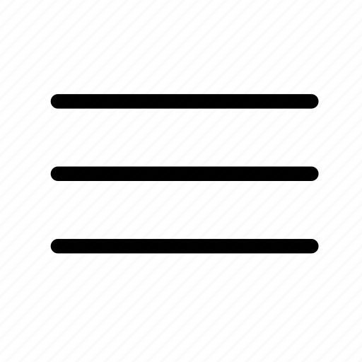 direction, hamburger, lines, location, menu, navigation, sidebar icon