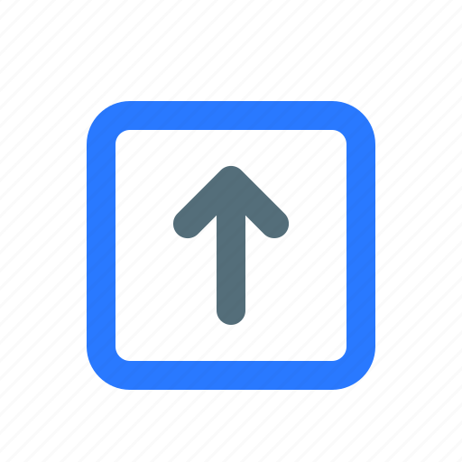 Arrow, move up, ui, ux icon - Download on Iconfinder