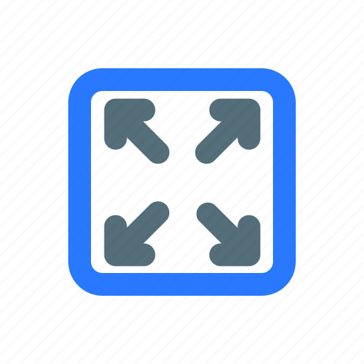 Arrow, expand, ui, ux icon - Download on Iconfinder