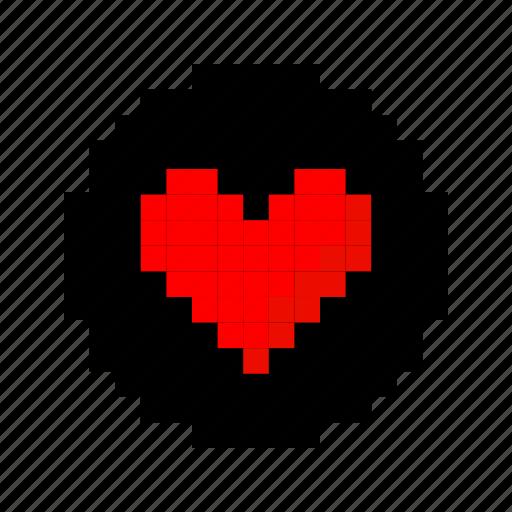 favorite, heart, hp, like, love, power, valentine icon