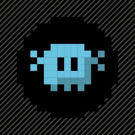 alien, enermy, game, monster, pet, play, skull icon
