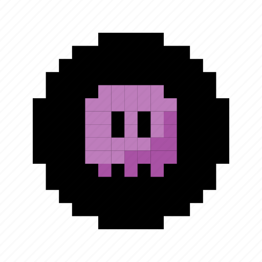 enermy, game, monster, pet, play, poison, skull icon
