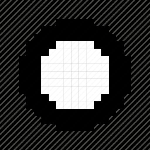 accept, check, circle, confirm, focus, ok, right icon